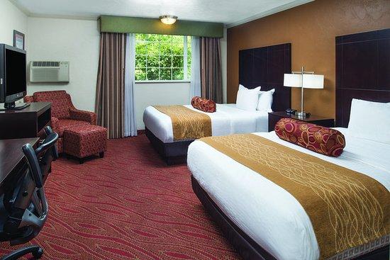 Wilsonville, Oregon: Guest Room