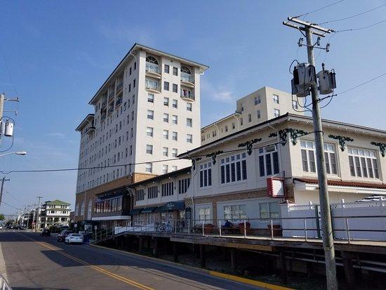 The Flanders Hotel: 11th Street