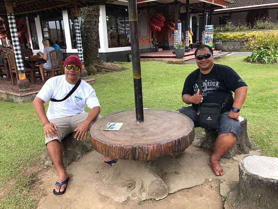 Villa Menari Bali: Our excellent Guide and Drivers