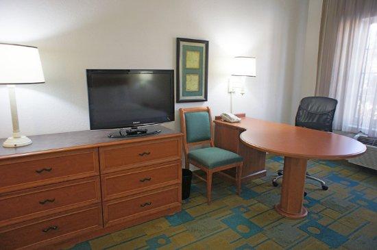 Plantation, FL: Guest Room