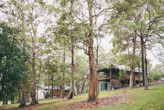 Yandina Station: OUR COTTAGES; WHIDLKA WHIDLKA  ~  CANANDO  ~  POOREEMA