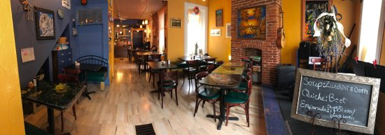 Danville, Πενσυλβάνια: Brews and Bytes Cafe and Eatery