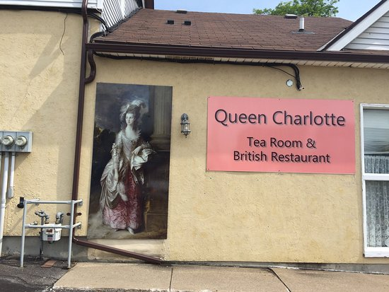 Queen Charlotte Tea Room Niagara Falls On