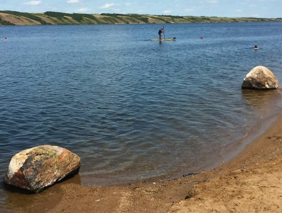 Watrous, Canadá: Calm waters