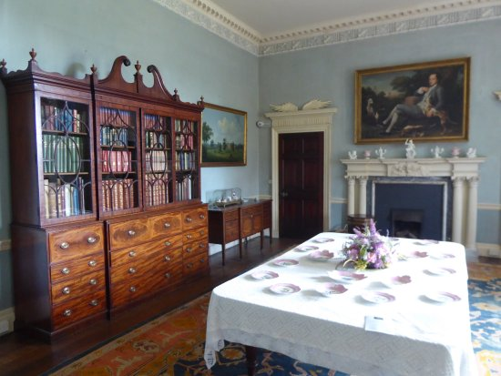 Wath, UK: The dining room