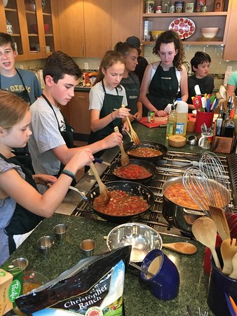Lafayette, CA: Summer cooking camps