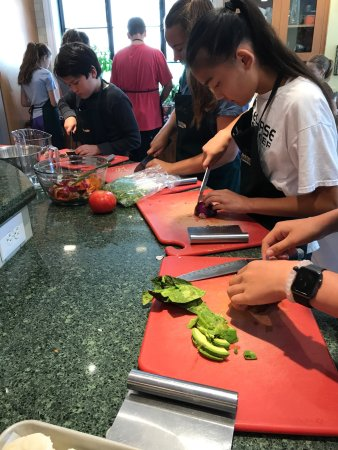 Lafayette, Kalifornia: Summer cooking camps