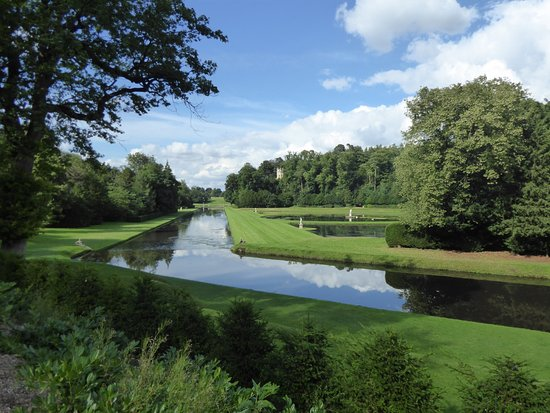 Fountains Abbey and Studley Royal Water Garden: The beautiful Studley Royal Water Gardens