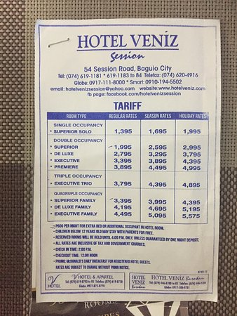Average Hotel Room Rates By City