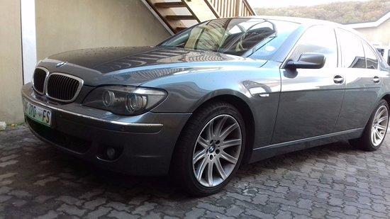 Sedgefield, Sudáfrica: BMW