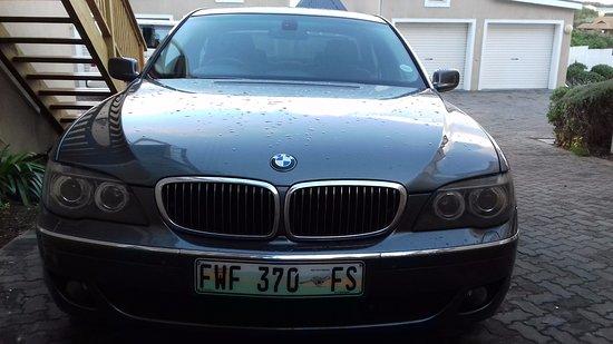 Sedgefield, South Africa: BMW