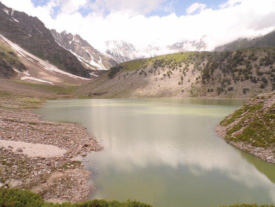 Astore, Pakistan: The Rama Lake