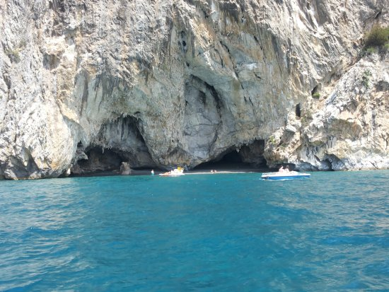 Grotte Marine di Capo Palinuro