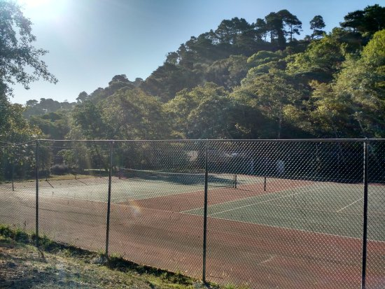 Inverness, CA: Tennis courts