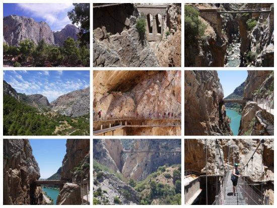 El Chorro, Spanien: Place it on your bucket list