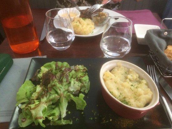 Restaurant Rue Cauchoise Rouen