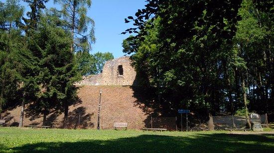 Lanckorona Castle Ruins