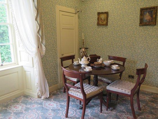 New lanark dans la maison de mr owen bureau picture of new