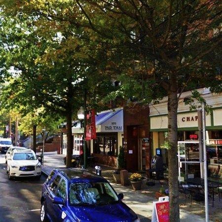 Pad Thai Restaurant New Haven Ct