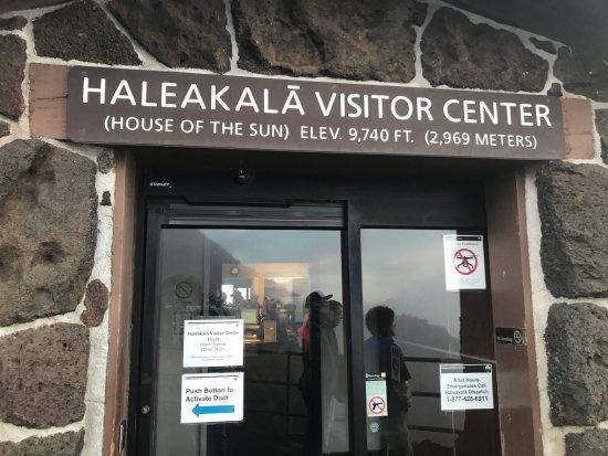 Kula, HI: Visitor's Center