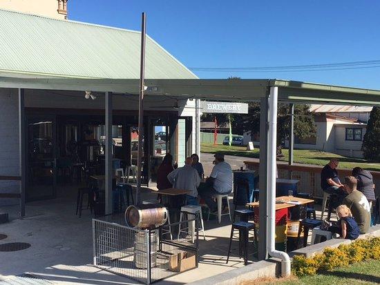Dungog, Australien: Outdoor Dining