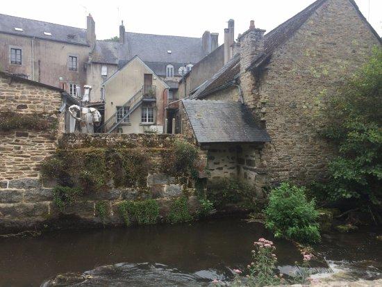 Visite Guidee de Pont-Aven: De jolies maisons en pierre