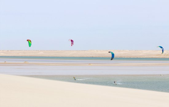 White Dune Kite Adventure
