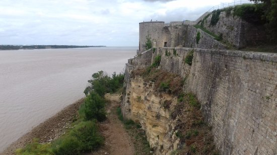 Blaye, ฝรั่งเศส: remparts de la citadelle