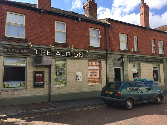 ‪The Albion‬