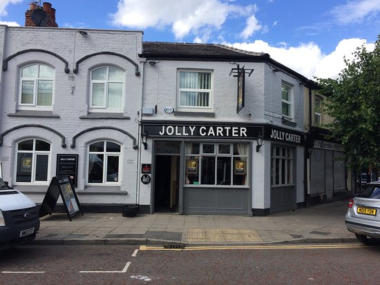 Hyde, UK: Jolly Carter