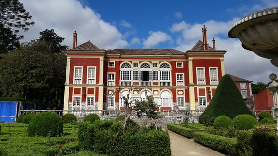 Palace of the Marquises: palais