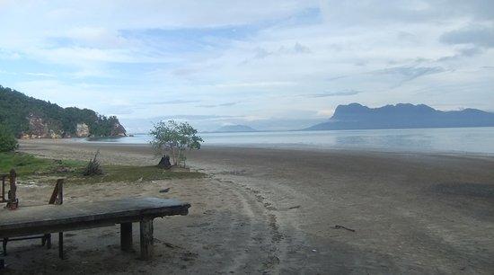 Bako National Park Hostel: port