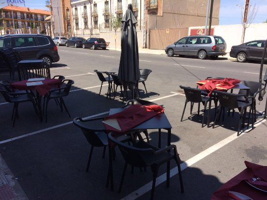 Factura fotograf a de restaurante zampone illescas - Restaurantes en illescas toledo ...