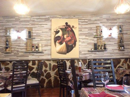 Illescas, Spain: Restaurante Zampone