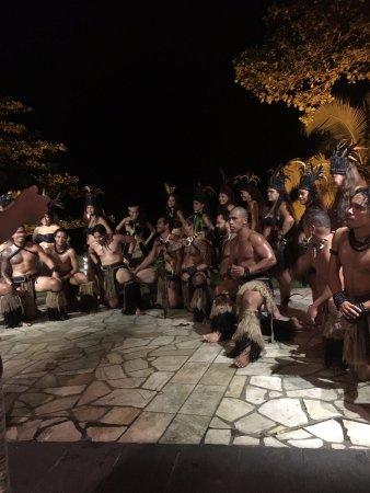 Arue, French Polynesia: Marquesian Entertainment group