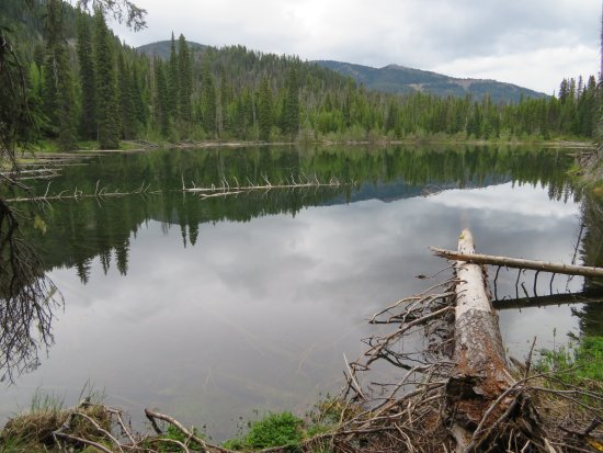 Manning Park, Canadá: 20 minute lake