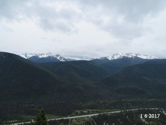 Manning Park, Canadá: Cascade lookout