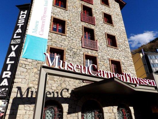 Museu Carmen Thyssen Andorra