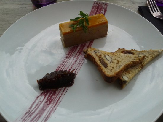 Pegomas, Frankrijk: Foie gras