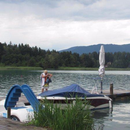 Faak am See, Austria: lago di Faak