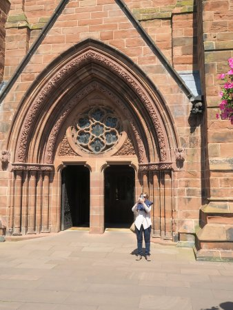 Carlisle Cathedral: carl 3