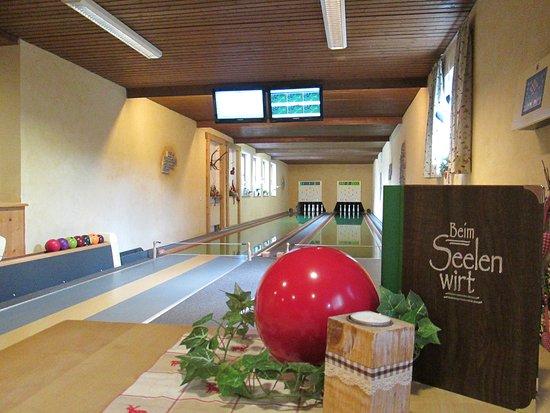 Eisenberg, Germania: Unsere Kegelbahn