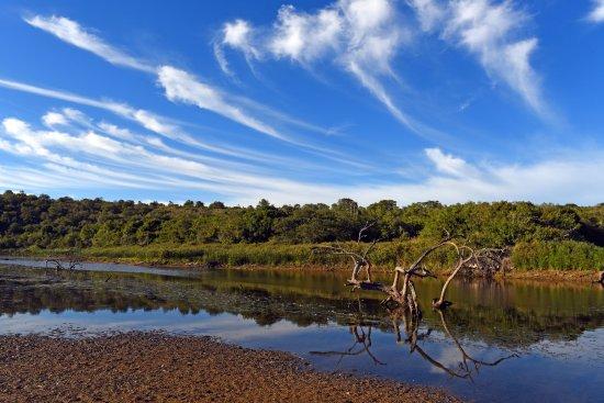 Eastern Cape, South Africa: Dam