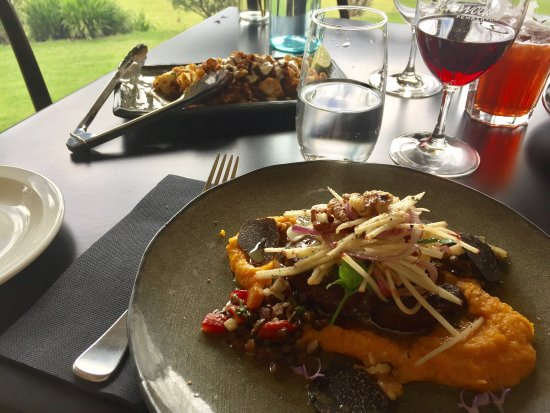 Pemberton, Australia: From your table