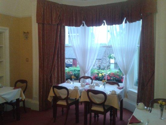 Annfield Guest House: Breakfast room