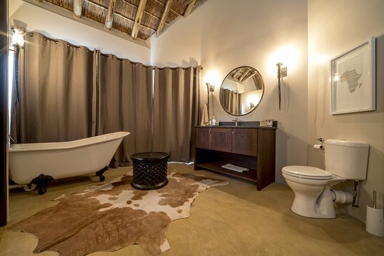 Eastern Cape, South Africa: Cottage- Bathrooms
