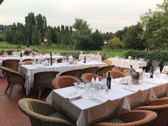 Creazzo, Italien: Ristorante Villa degli Olmi - Biasio Golf