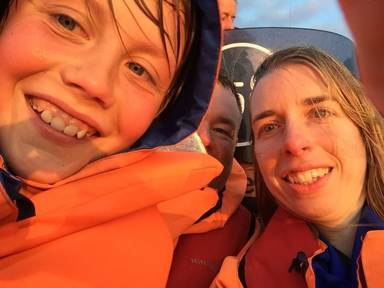 Findhorn, UK: Awesome adventure on North 58