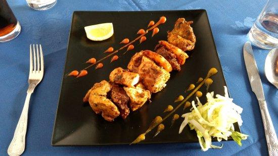 Newmarket, UK: Tandoori Mixed Grill