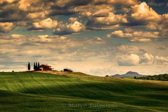 Torrita di Siena, Italië: Val D'Orcia